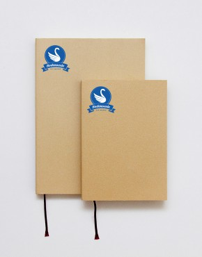 Notizbücher-braun